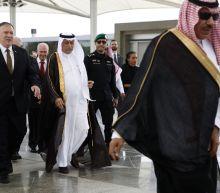US, allies urge Iran diplomacy as Pompeo seeks coalition