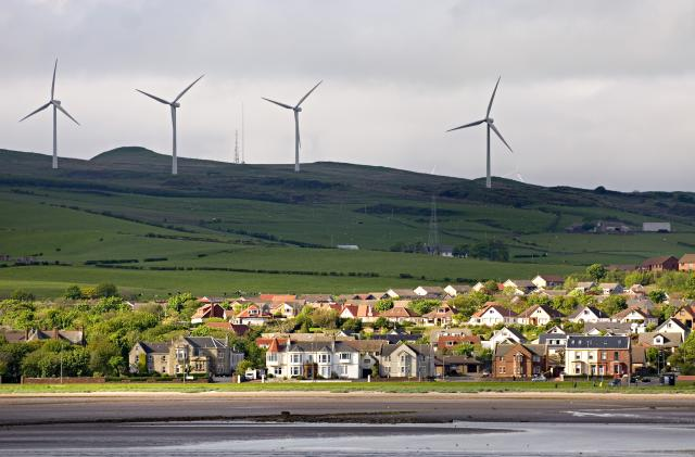 Scotland's renewable energy matched 97 percent of demand in 2020