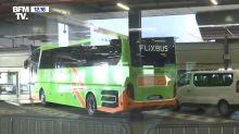 Coronavirus : un car Flixbus venant de Milan confiné à Lyon