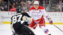 Favorites for Hart, Vezina and Calder trophies