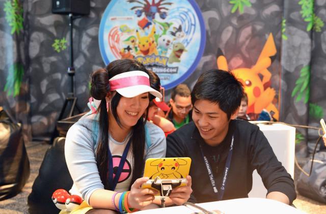 Nintendo hasn't forgotten about 'Pokémon' on the 3DS