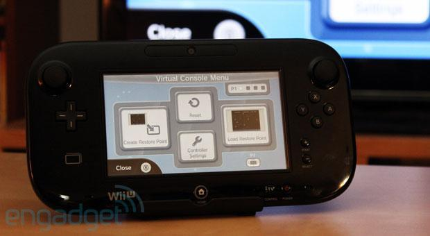 Wii U Virtual Console Trial Campaign hands-on