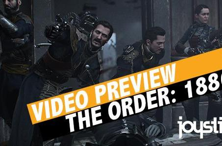 Video preview: Strategic use of a flare gun in The Order: 1886