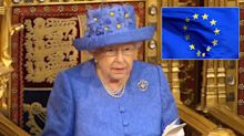 Did the Queen try to send Parliament a message with her hat?