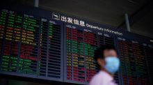China aumentará vuelos internacionales si el virus está bajo control: regulador