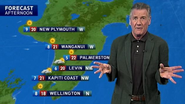 Michael Palin Reads The Weather