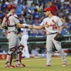 Cardinals score 9 in 8th, cool off Cubs with 11-4 win