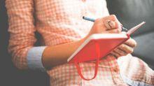 Reeducar tu forma de escribir puede cambiar tu vida