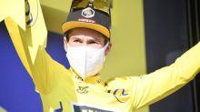 Tour de France - Primoz Roglic, après la 15e étape du Tour de France: «Tadej Pogacar est très fort»