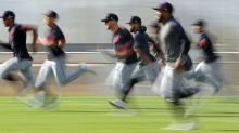 Spring training nearing for the Cleveland Indians, or is it? The week in baseball
