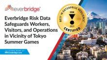 Dans le cadre des Jeux internationaux d'été de Tokyo, Everbridge fournit un nouveau flux de données en matière de renseignement sur les risques afin de protéger les visiteurs, les activités commerciales et les travailleurs itinérants.