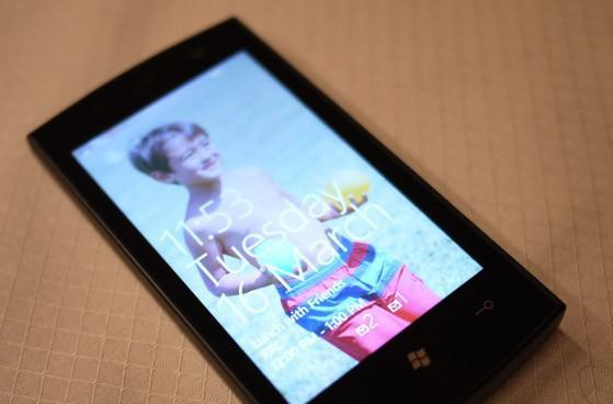 Windows Phone 7 Series preview, MIX10 edition