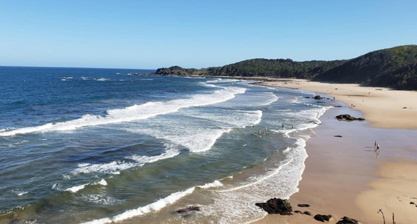 Woman 35 is mauled by shark off NSW coast – Yahoo News Australia