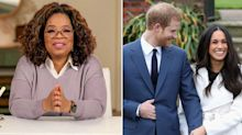 Will you watch Prince Harry and Meghan Markle's intimate interview with Oprah?