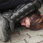 'Dangerous': Around world, police chokeholds scrutinized