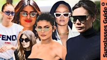6 celebrity-approved sunglasses trends to shop this summer