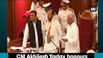 CM Akhilesh and Mulayam Singh launch 26 new projects for UP