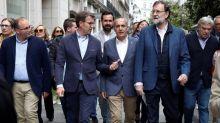 """Rajoy: """"Me parece bien, no hacía falta que lo dijesen los letrados"""""""