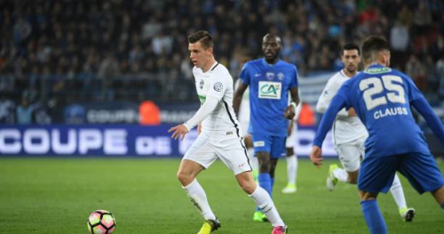 Foot - CDF - PSG - PSG : Giovani Lo Celso «heureux» d'avoir disputé son premier match officiel