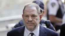 Manhattan DA drops part of Weinstein case