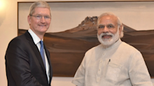 The newly planned Apple factory in India will only make iPhones