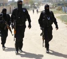 Gaza bomb suspect, two Hamas security officers killed in raid