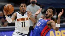 Detroit Pistons game vs. Denver Nuggets: Time, TV, more info