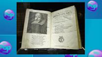 Original Copies of Shakespeare's Work Auctioned for $3.6M
