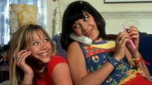 'Lizzie McGuire' Reunion: Hilary Duff Snaps Photo With Former Co-Stars