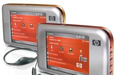 HP's new iPAQ rx4000 goes widescreen