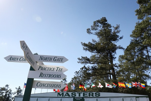 Best offers, latest odds and EW tips for the US Masters 2017. - 2017 Getty Images