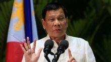 Philippines leader scolds EU for 'idiotic' drug rehab solution