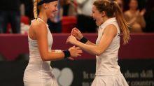 Tennis - US Open - Alizé Cornet : « L'exclusion de Kristina Mladenovic ? C'est très brutal »