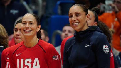 Taurasi, Bird headline U.S. Olympic hoops roster