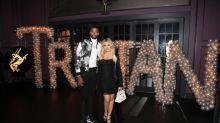 "Khloe Kardashian ""Beyond Happy"" Getting Back With Tristan Thompson: Report"