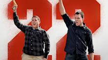 Jonah Hill and Channing Tatum Get Gold Gats