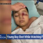 Young Boy Shot While Watching Fireworks In Stockton
