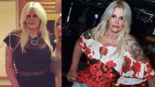Sem nenhuma dieta ou exercícios, Monique Evans perde 10kg. Saiba como