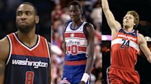 SEE IT: The most bizarre stat lines in Washington Bullets/Wizards history