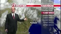 Roger's Tuesday afternoon forecast