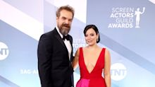Lily Allen marries 'Stranger Things' star David Harbour in Vegas wedding