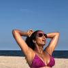 Padma Lakshmi Shares Steamy Bikini Photo, Insists There's 'No Retouching Up in Here'