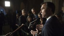 Bill Morneau explains revisions to small business tax proposals