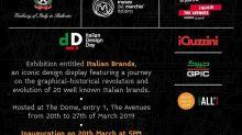"""Bahrein, sottosegretario Picchi inaugura la mostra """"Italian Brands"""""""