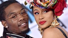 Cardi B defends husband for buying daughter Kulture, 2, a £10,000 bag