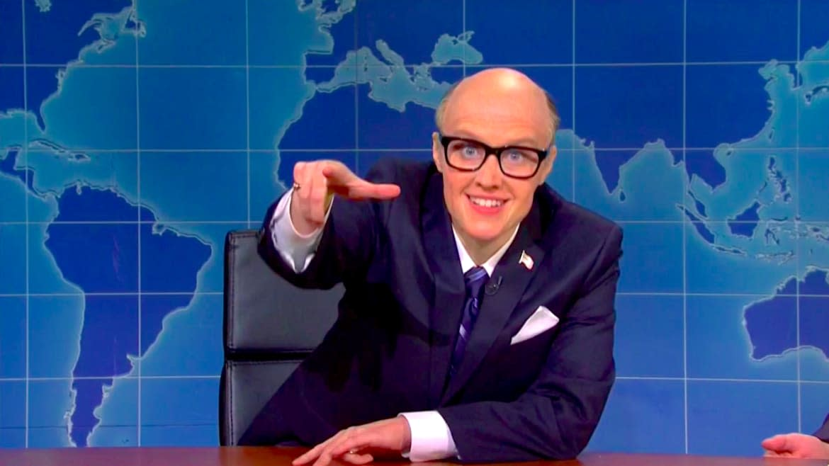 'SNL' Destroys Rudy Giuliani's Four Seasons Total Landscaping Disaster