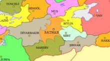 Piden cambiar la frontera de la provincia turca de Batman para formar el logo del superhéroe