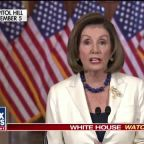 White House dismisses impeachment