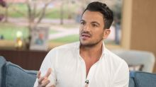 Peter Andre speaks out about his 'crippling' social anxiety battle