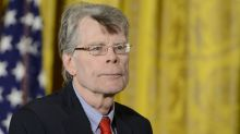 Stephen King says President Trump has set a 'horrible example' during the coronavirus pandemic